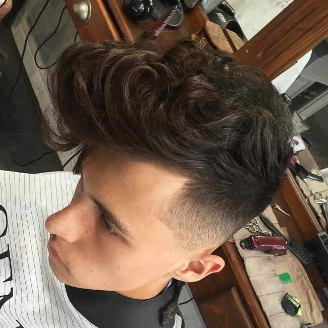 Incredible 30 Refined Wavy And Curly Hairstyles For Men The Best Options Short Hairstyles Gunalazisus