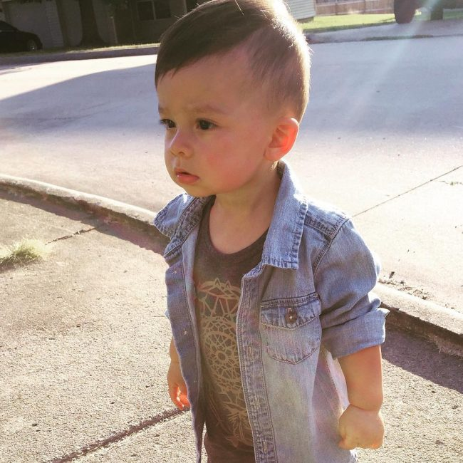 30 Cutest Baby Boy Haircuts Treat Your Son Like Gentleman