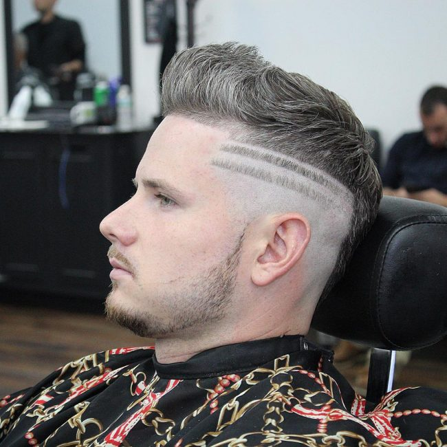 50 Patterned Haircut Designs Fabulous Examples Of Epic Hair Art