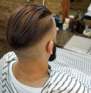 Clean Taper Disconnected Pomp