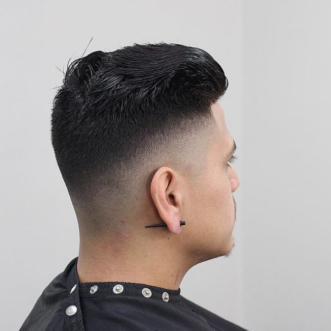 silky-and-wavy-hair-with-low-taper-fade