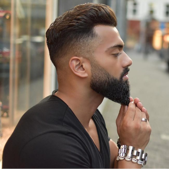 Gentleman Haircut Fade Hairs Picture Gallery