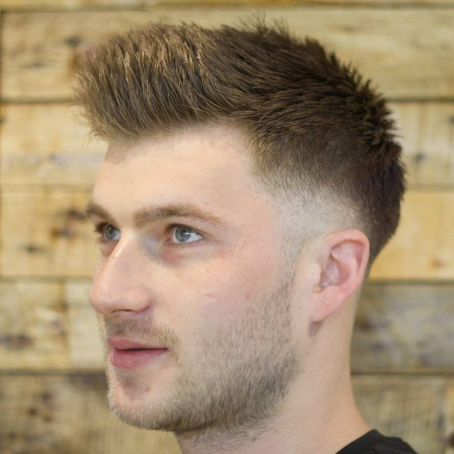 spiky-low-taper-cut