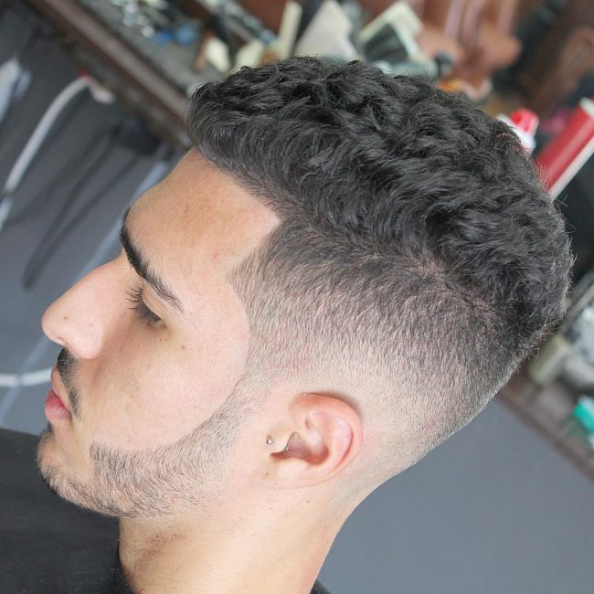 textured-and-faded-curls