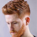 Trendy Redhead Pomp