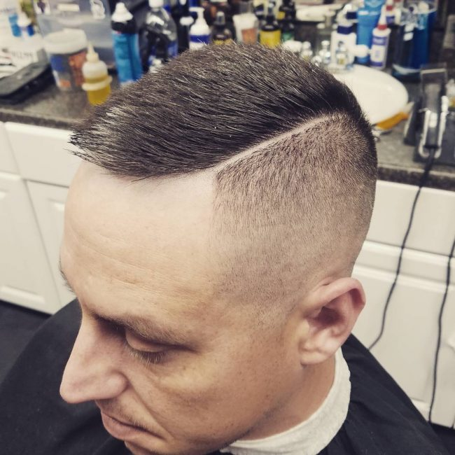 25 classy high and tight haircut ideas the modern gentlemans look urmus Images