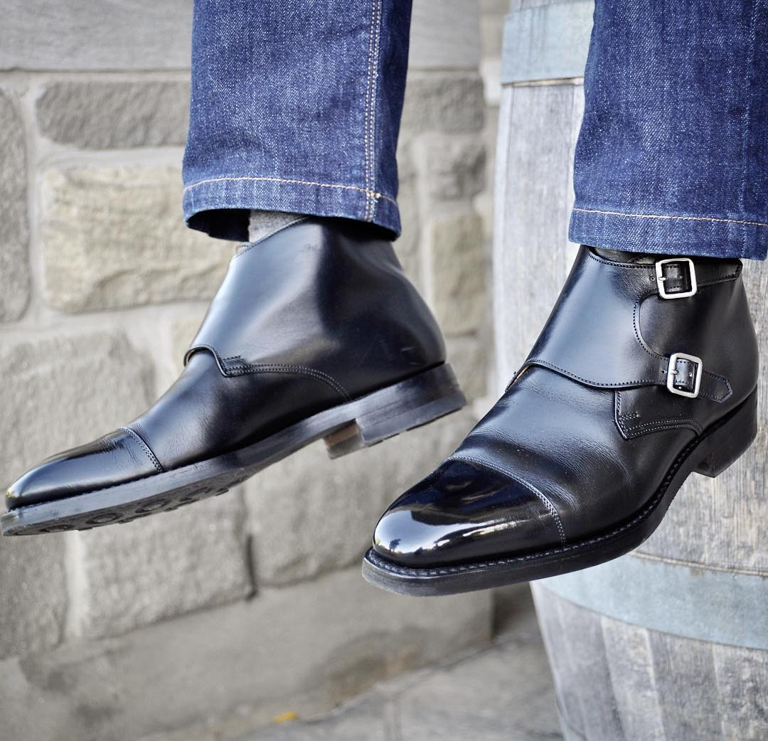 45 Trendy Ways To Style Monk Strap Shoes Choose Your Elegant Pair