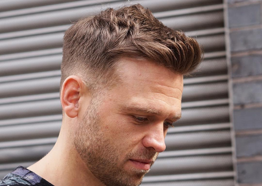 ... 25 Simple Yet Stylish Crew Cut Trends U2013 For The Masculine And Chiseled  Look