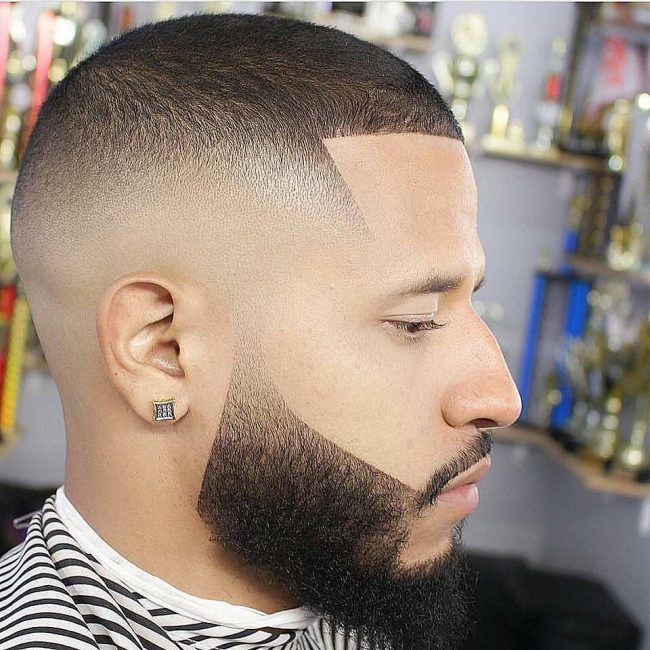 30 Newest Buzz Cut Hairstyle Ideas - Going Clean and Stylish