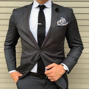 12-pin-striped-black-blazer