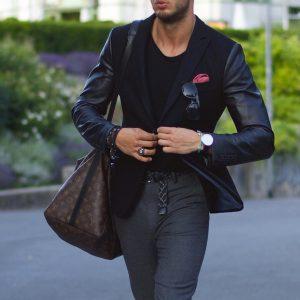 12-the-classy-leather-arm-blazer