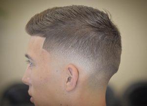Short Taper Cut