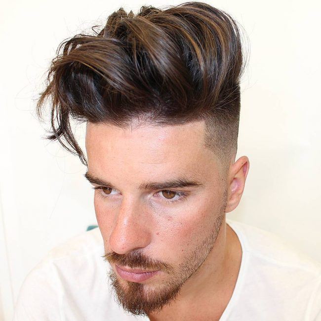 55 Sensational Comb Over Haircuts The Best Way To Keep It Classy