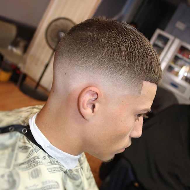 Nice and Clean Fade