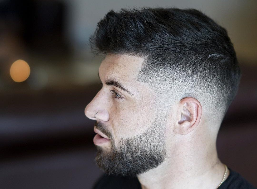 55 Spectacular Faux Hawk Fade Ideas The Ways To Rock Your Hair