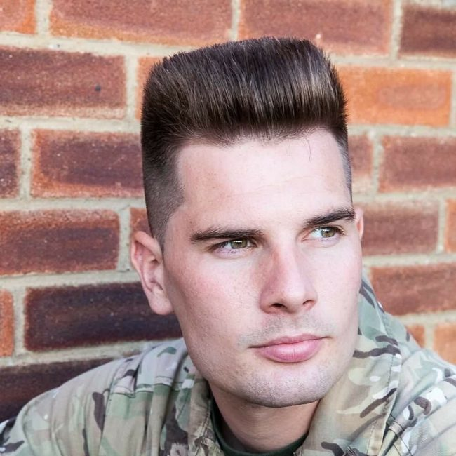 30 Exquisite Flat Top Haircut Ideas Classy And Timeless