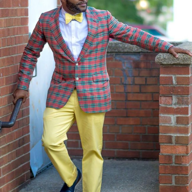 16-pink-checkered-blazer-with-bowtie