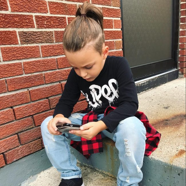 50 Stunning Boys Long Hairstyles Redefining Your Kids