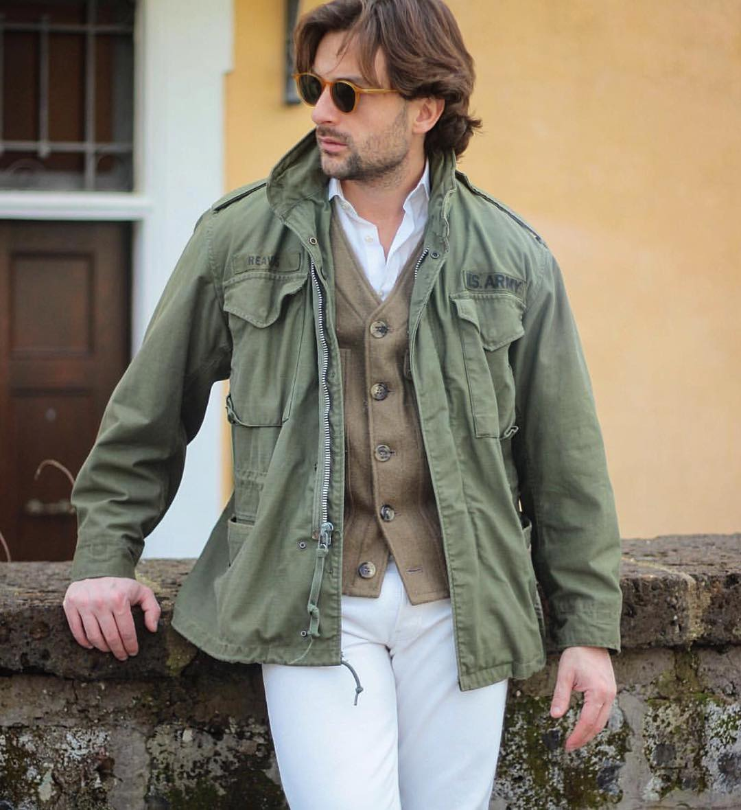 40 Ways To Style Military Clothing A Show Of Patriotism And Fashion