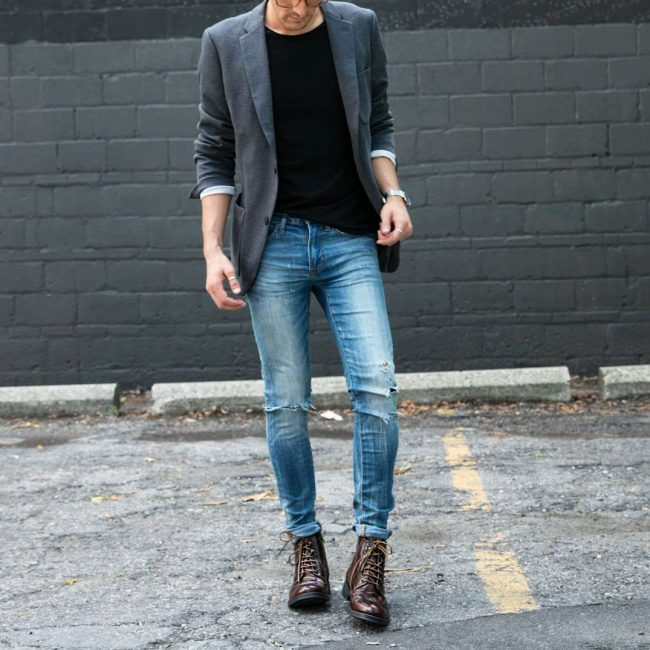 2-distressed-denim-and-blazer-combo
