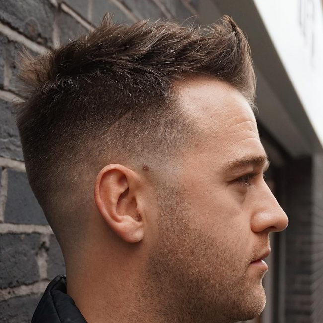crew haircut styles 25 stylish crew cut trends for the masculine and 4106