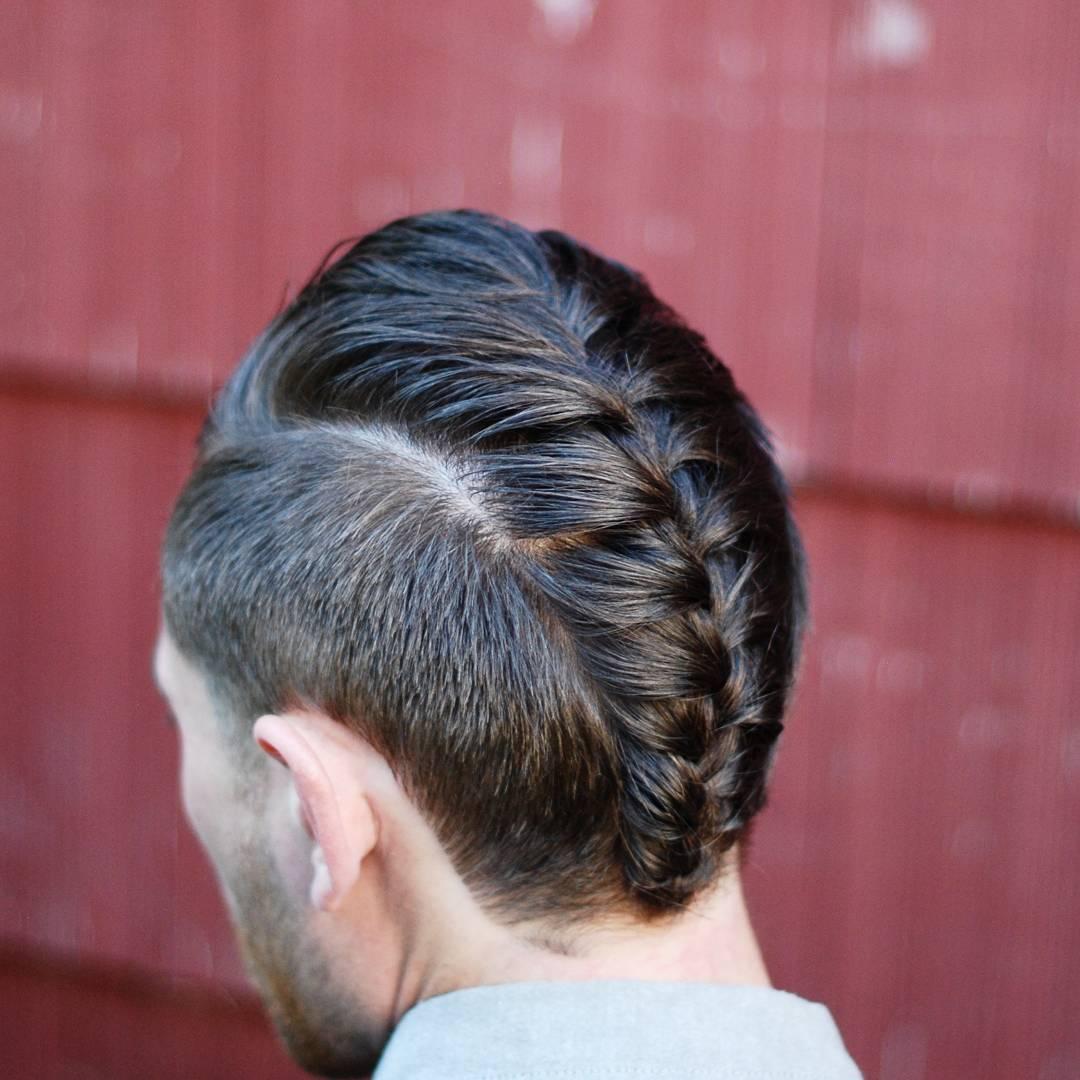45 cool men's braids for long hair- best in (2018)