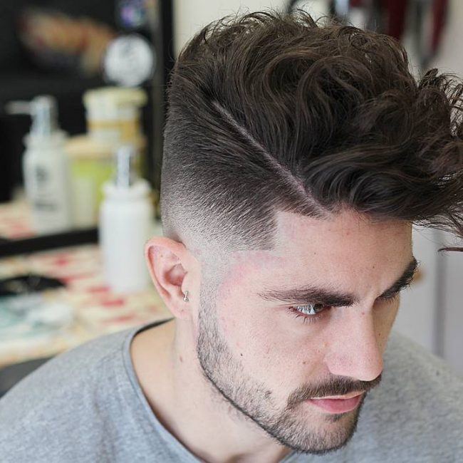 50 Best Short On Sides Long On Top Haircuts The Right