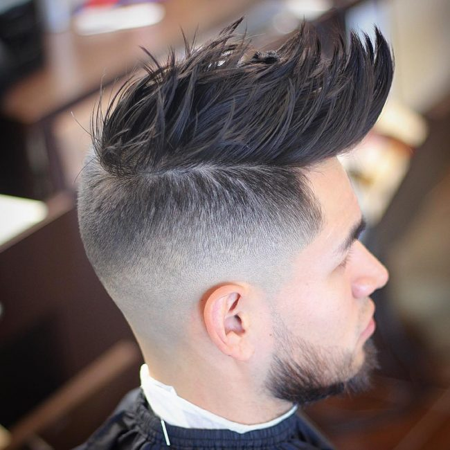 25-topknot-with-middle-fade