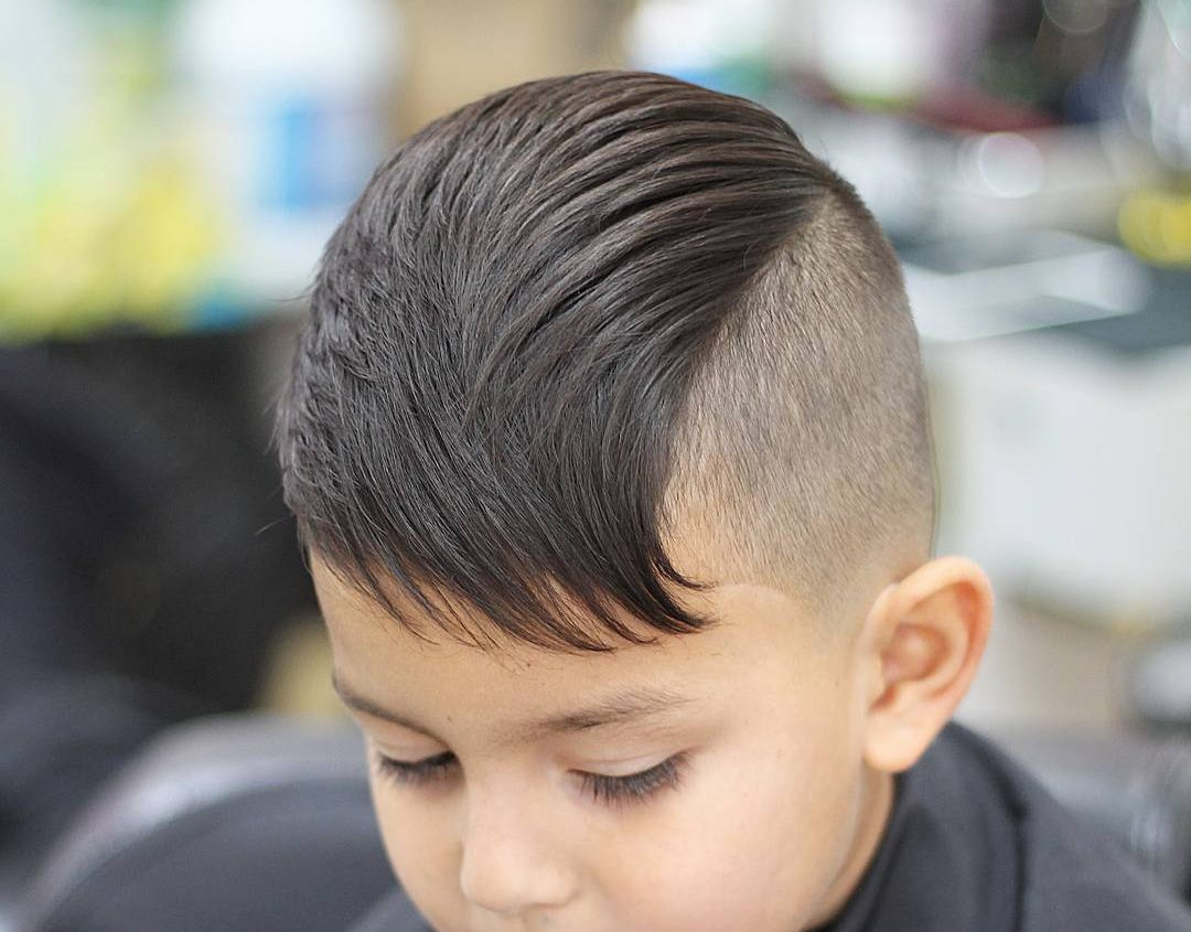 50 Adorable Little Boy Haircuts Cute And Cool Cuts For Your Little Prince