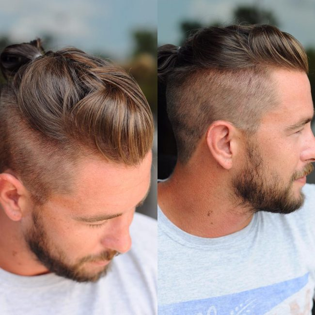 45 Cool Mens Braids For Long Hair Best In 2018