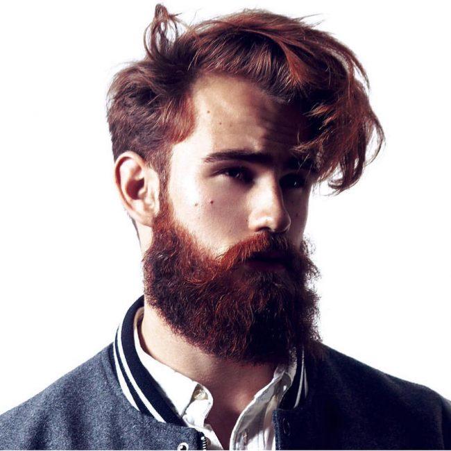 29-chic-redhead-bangs