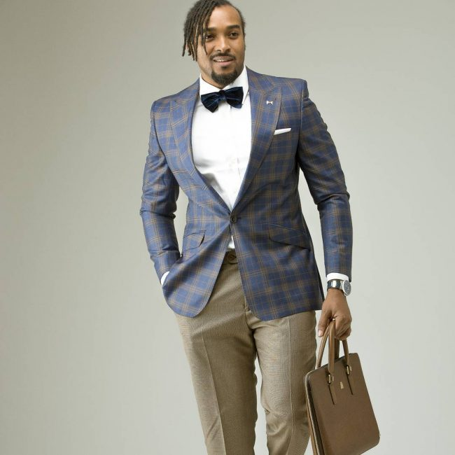 3-the-checkered-blue-and-brown-blazer