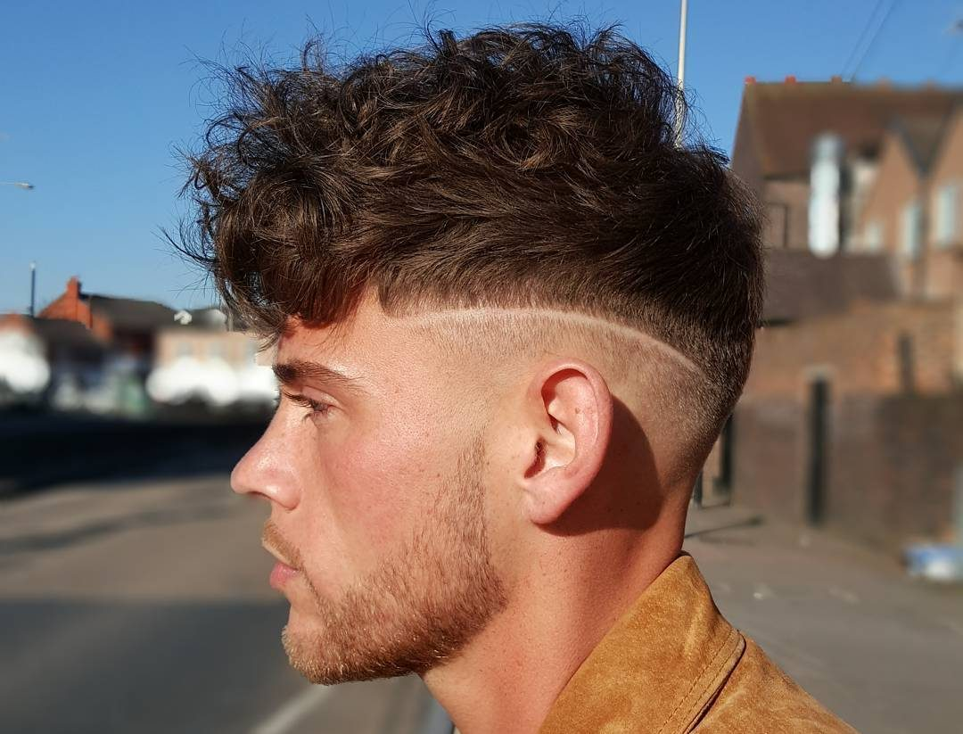 30 Imaginative Medium Fade Haircuts U2013 Classic And Trendy Styles For Men ·  50 Magnetizing Menu0027s Hairstyles For Thick Hair U2013 Making It Natural And  Sensational