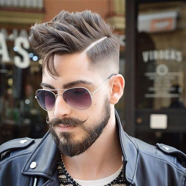 35-trendy-faux-hawk-fade