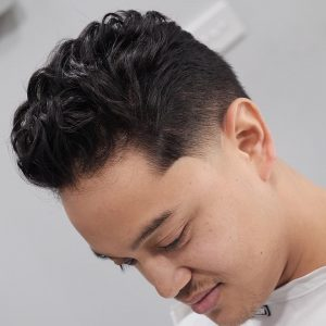 44-adorable-curls-with-side-taper