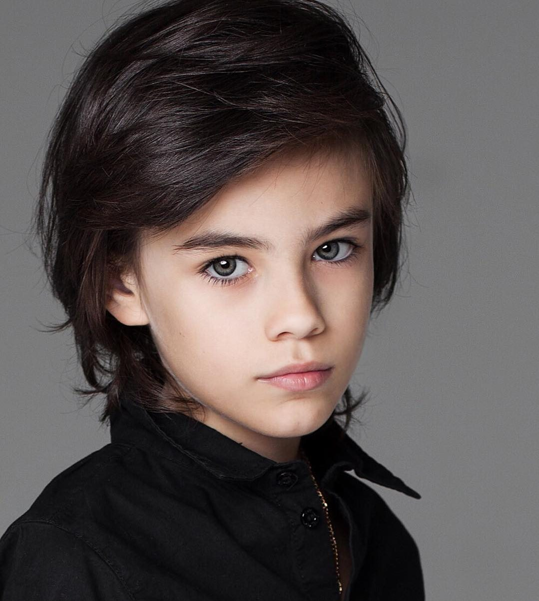 50 Stunning Boys Long Hairstyles Redefining Your Kids Appearance