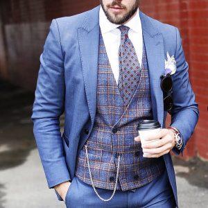 5-british-style-checkered-vest