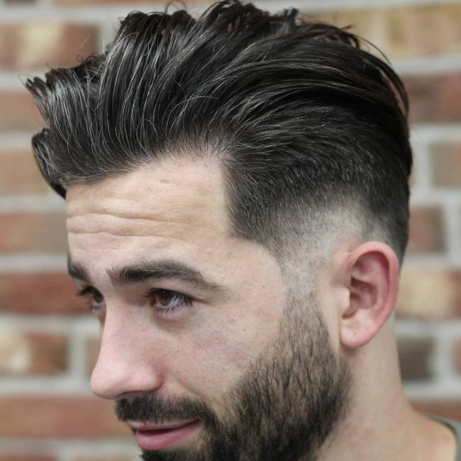 50 Best Short On Sides Long On Top Haircuts The Right Hairstyles