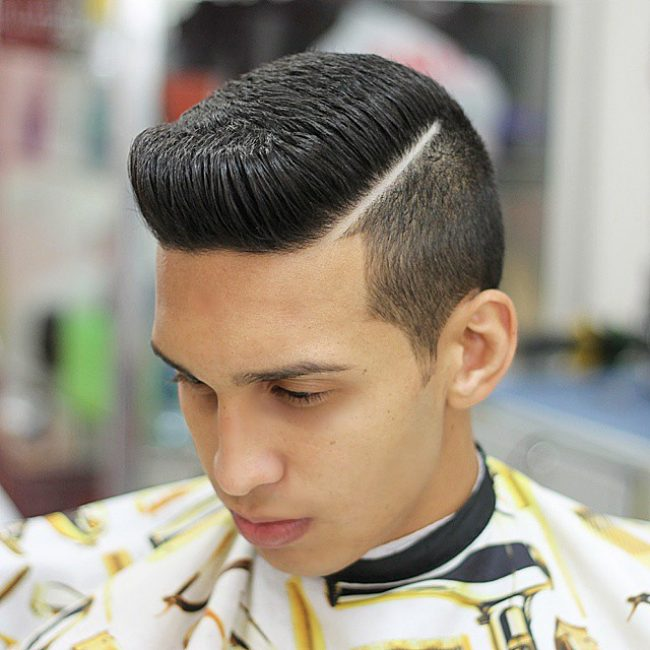 7-flat-top-for-light-brown-hair