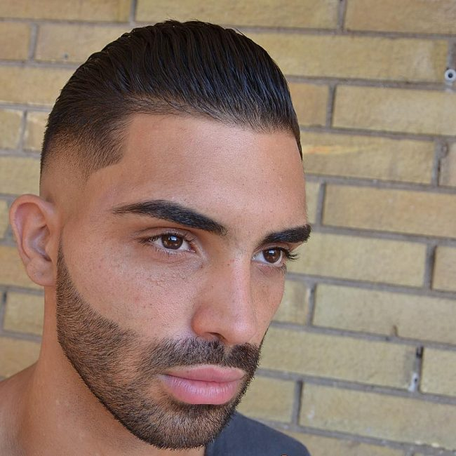 7-slick-back-with-crisp-line-up