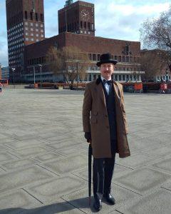 Homburg Hat 14