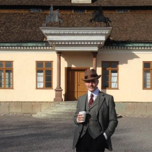 Homburg Hat 7