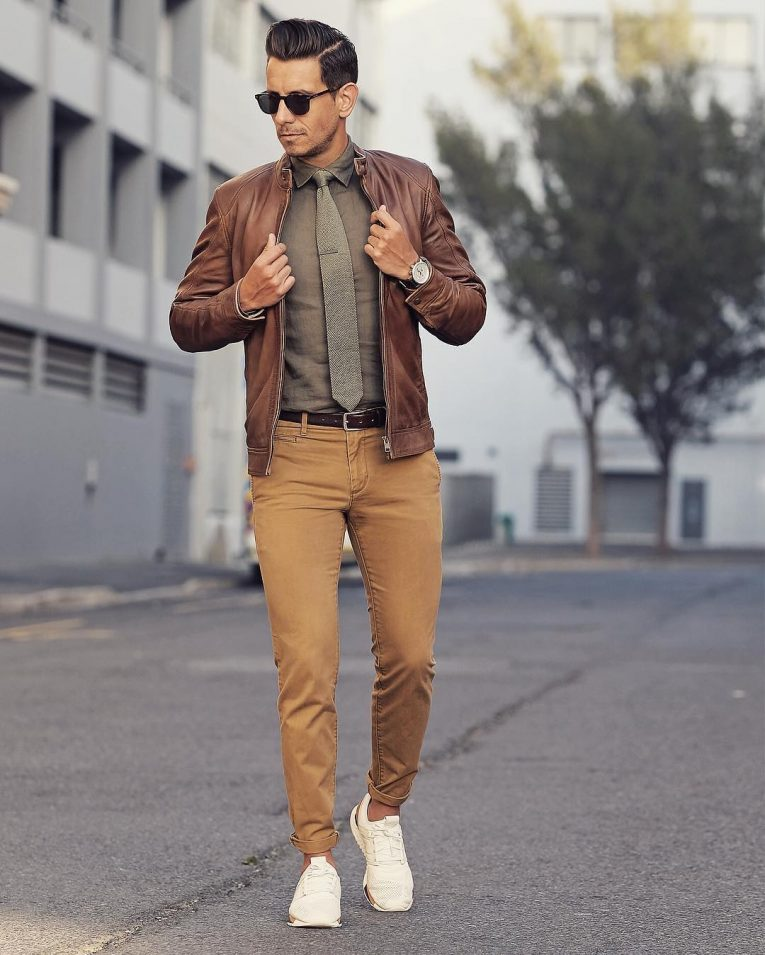 65 Versatile Leather Jackets For Men A Must Have Item For Every Guy