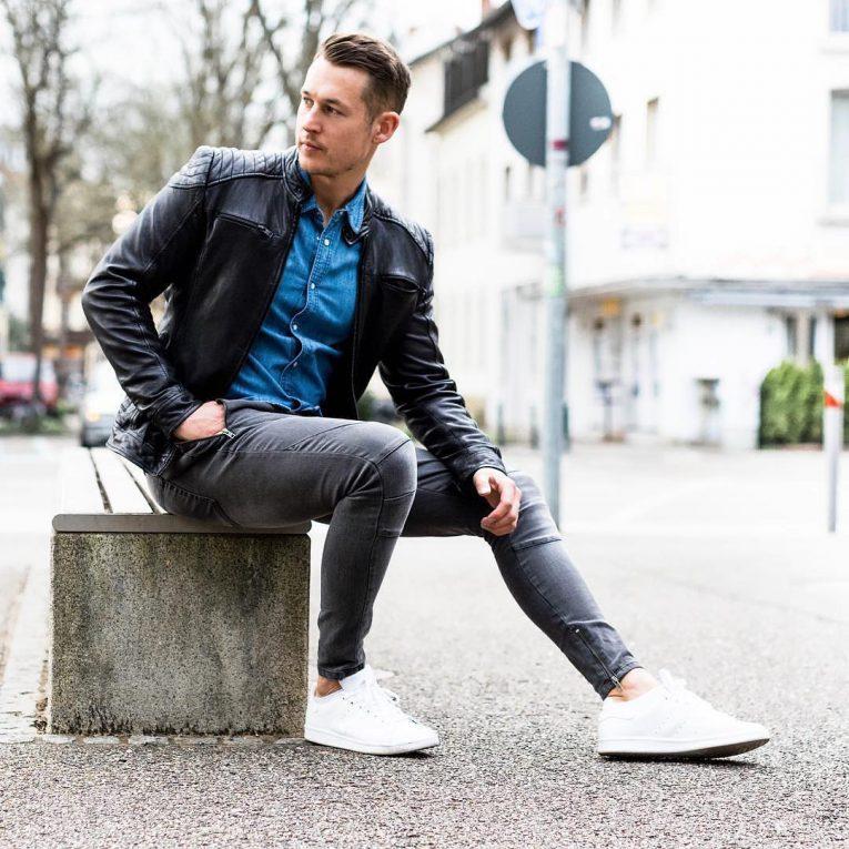 Leather Jacket 53