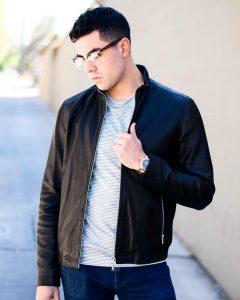 Leather Jacket 58