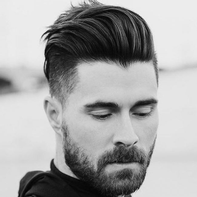 45 Elegant Hipster Haircuts - Mix of Vintage and Modernity