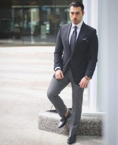 Semi Formal Suits 60