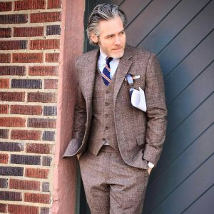 Three-Piece Suit 30