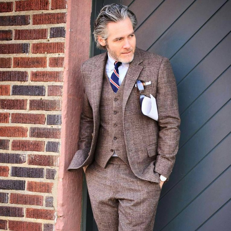 Three-Piece Suit 30