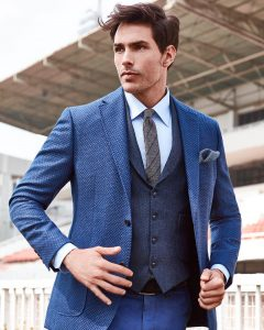 Three-Piece Suit 36